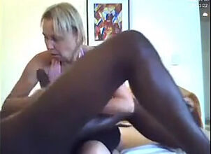 Blacks on blondes photos